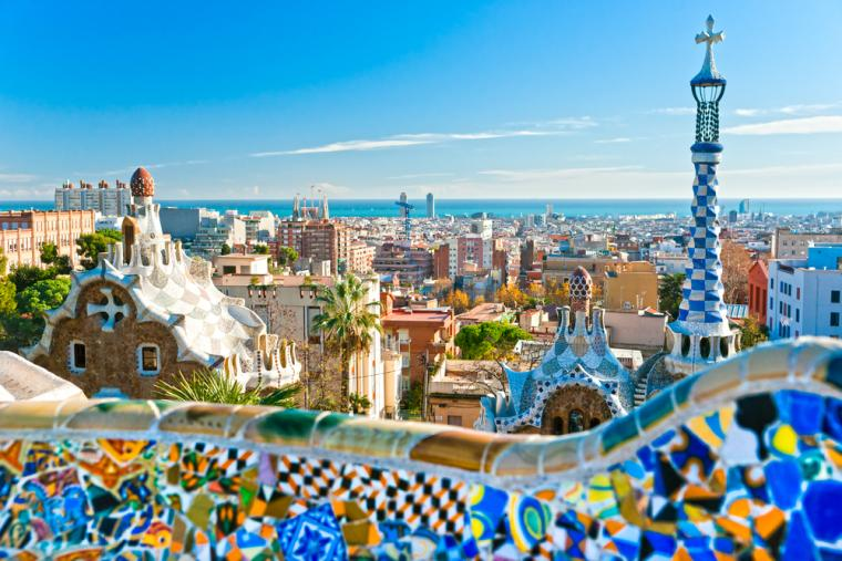 Barcelona na urlop City Break